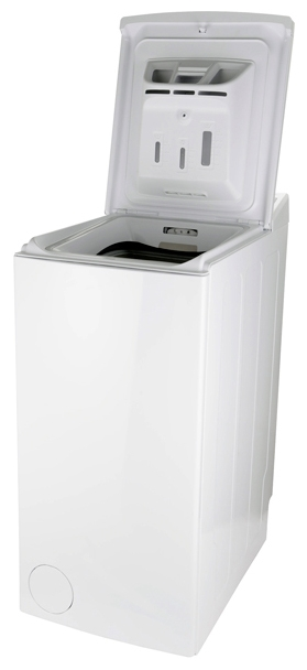 С/м вертикальная HOTPOINT-ARISTON WMTL 601 L CIS белый