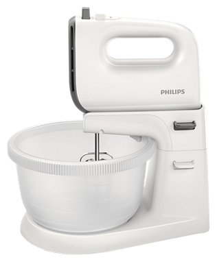 Миксер ручной PHILIPS HR3705/00 белый
